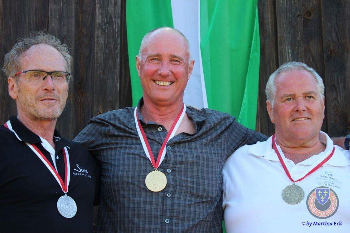 LM Skeet – Bronze für Uli Hels