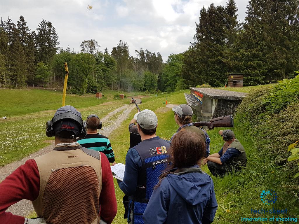 100 Scheiben Jagdparcours in Bad Arolsen