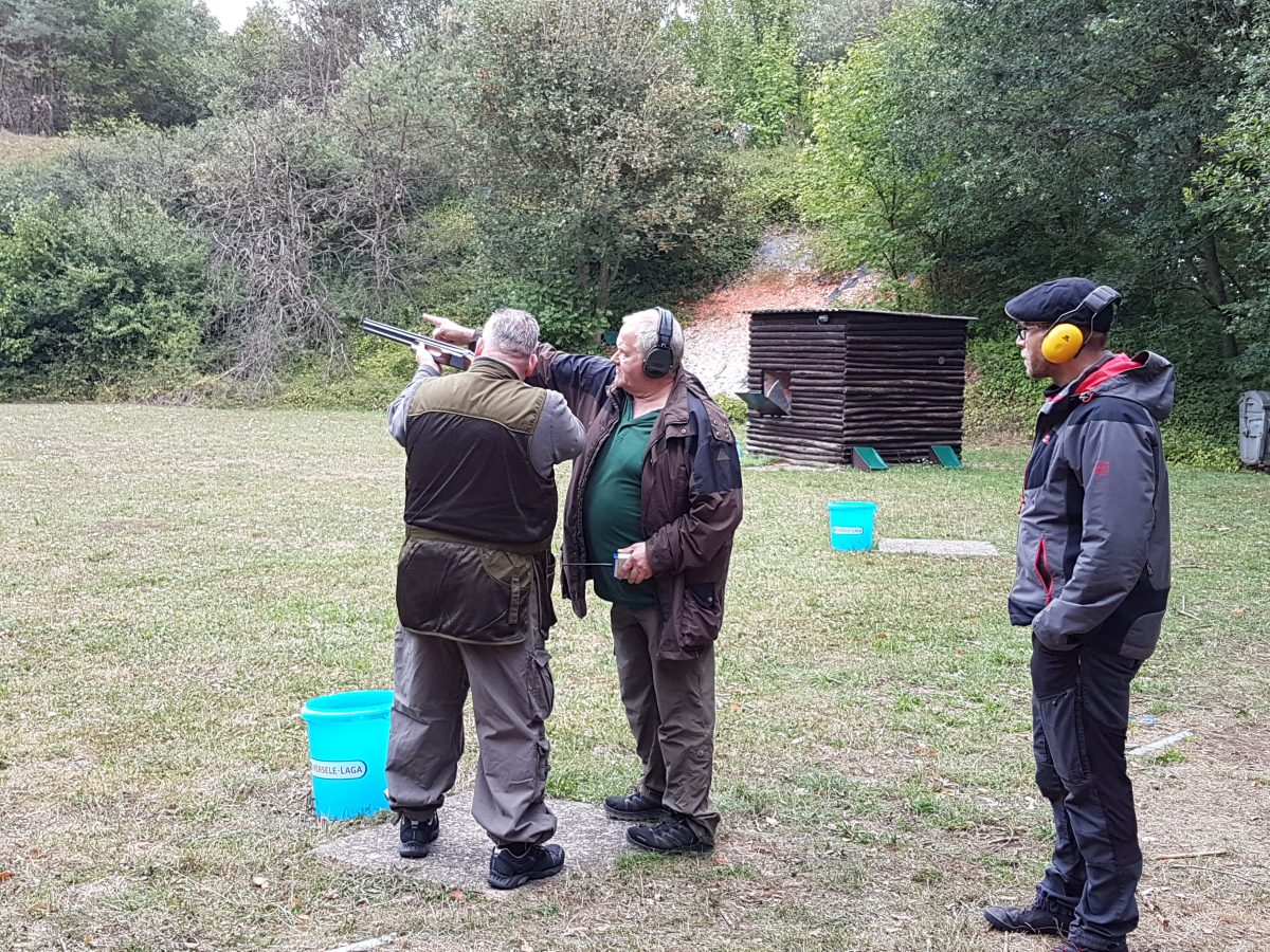 Schnupperschießen Skeet – rege Teilnahme unter den Schützen